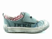 Description du modèle chaussure enfant garcon Ikks parker.