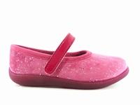 Description du modèle chaussure enfant fille Bellamy blanco.