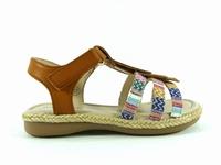 Description du modèle chaussure enfant fille Mod8 aztechic.