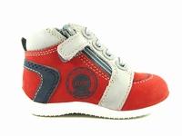 Description du modèle chaussure enfant garcon Kickers bamby.