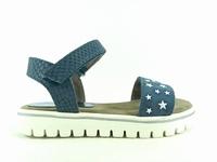 Description du modèle chaussure enfant fille Unisa ostras.