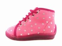 Description du modèle chaussure enfant fille Bellamy rafa.