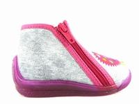 Description du modèle chaussure enfant garcon Bellamy rime.