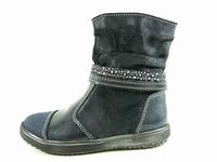 Description du modèle chaussure enfant fille Bellamy bizo.
