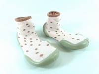 Description du modèle chaussure enfant fille Collegien dots.