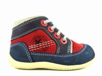 ces chaussures biboy de kickers se déclinent de la pointure