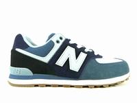 la paire de chaussures gc574 de new balance présentée ici