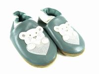 ces chaussures nounours de valentine se déclinent de la