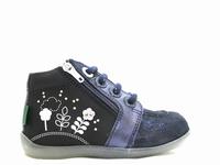 Ce modèle chaussure fille KICKERS FLOWER appartient à la