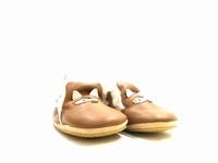 Ces chaussons offrent à l'enfant la sensation d'une marche