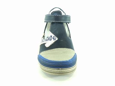 code promo 950ed 8f71c Eshop chaussure mika gbb 75 euros BLEU
